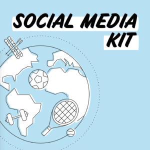 Button Social Media Kit Klimasport