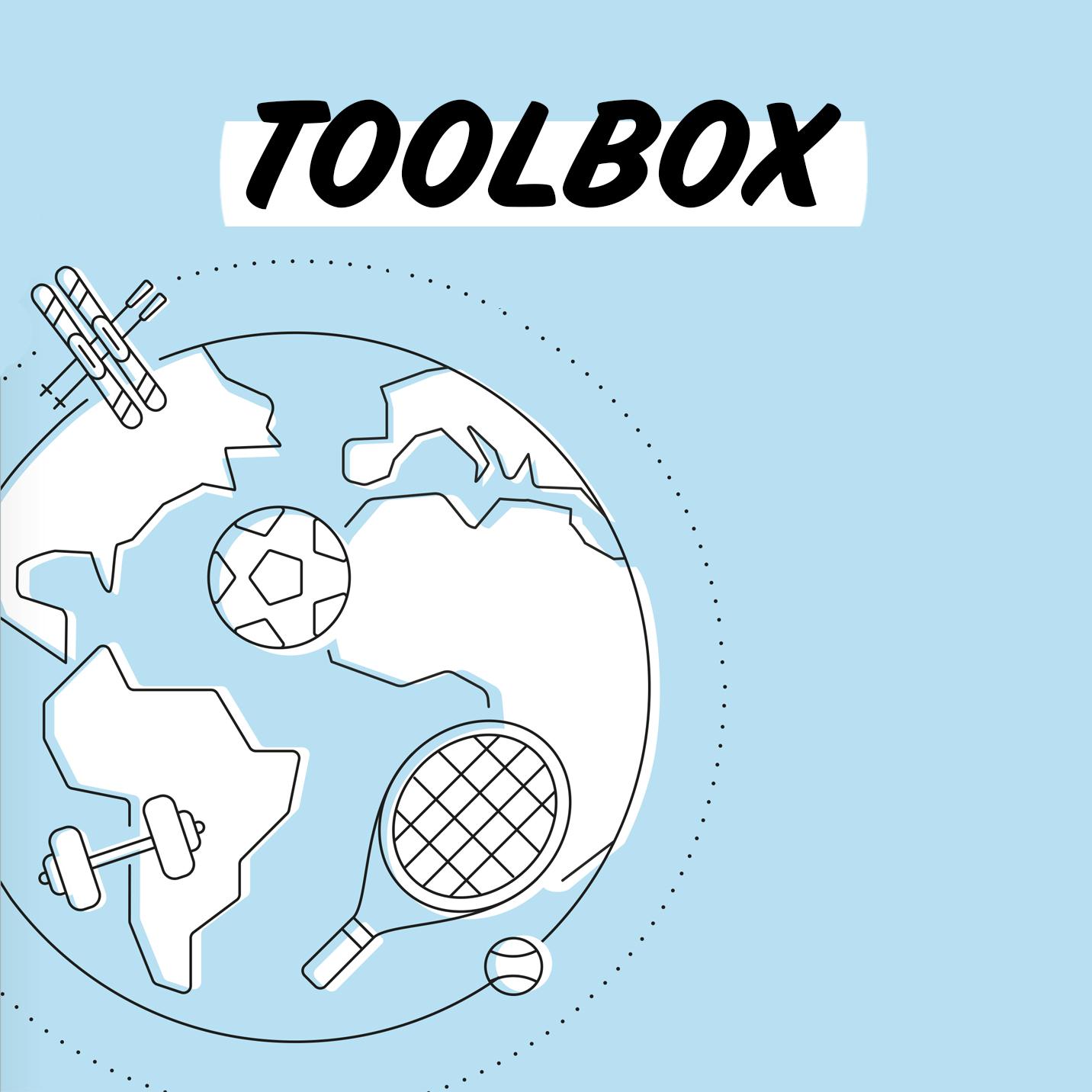 Button Toolbox Klimasport