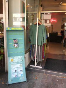 Taschenstation bei Glore FFM
